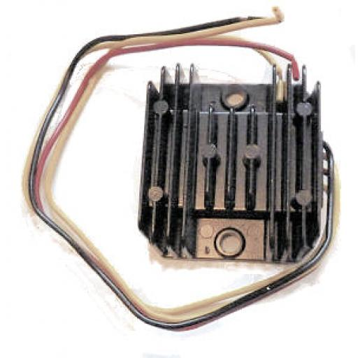 Podtronics solid state, single phase high output regulator/rectifier - POD-1P-HP