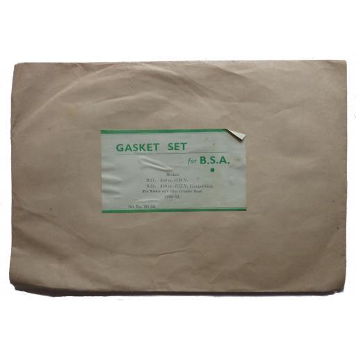 BSA B31 B32 Gasket Set B5 50 SN 1138 01.jpg
