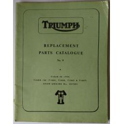 Triumph Replacement Parts List Tiger 100 No 9 01.jpg