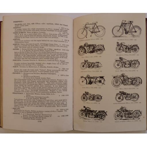The World's Motorcycles 1894-1963 by Erwin Tragatsch - First Edition 1964
