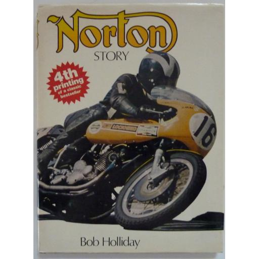 Norton Story by Bob Holliday - 1978