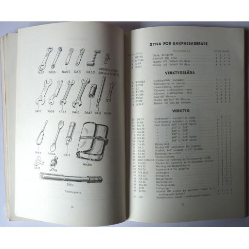 Triumph 1950-51 Models Spare Parts List in Swedish 05.jpg
