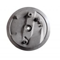 Twin leading shoe brake plate NOS 01.jpg
